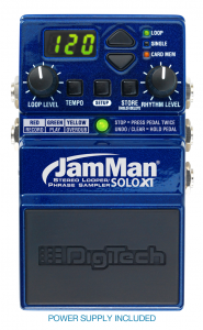 DigiTech JamMan Solo XT - Top