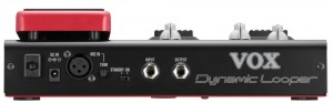 VOX VDL1 Dynamic Looper - Back