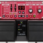 BOSS RC-30 - Top