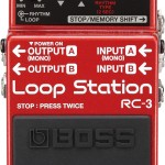 BOSS RC-3 - Top